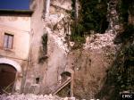 Earthquake: Celano Italy,  April 2009