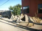 Earthquake: Talcahuano Chile,  February 2010
