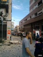 Earthquake: Lorca Spain,  May 2011