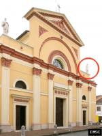 Earthquake: Viadana Italy,  January 2012