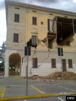 Earthquake: Sant'Agostino Italy,  May 2012