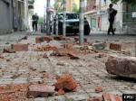 Earthquake: Sofia Bulgaria,  May 2012