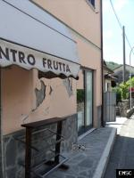 Earthquake: Casola In Lunigiana Italy,  June 2013