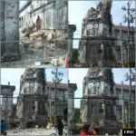 Earthquake: Cebu City Philippines,  October 2013