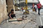 Earthquake: Cebu City Philippines,  October 2013