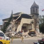 Earthquake: Tagbilaran City Philippines,  October 2013