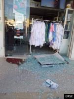 Earthquake: Ksar Hellal Tunisia,  October 2013
