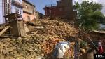 Earthquake: Madhyapur Thimi Nepal,  April 2015