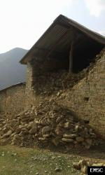 Earthquake: Mahankal Nepal,  April 2015