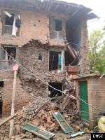 Earthquake: Patan Nepal,  April 2015