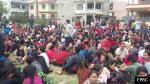 Earthquake: Kathmandu Nepal,  May 2015