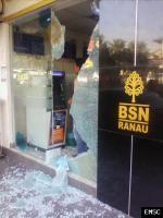 Earthquake: Tuaran Malaysia,  June 2015
