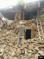 Earthquake:  Afghanistan,  October 2015