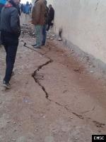 Earthquake: Nador Morocco,  January 2016