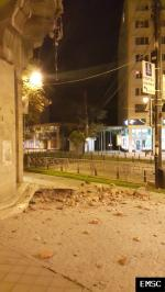 Earthquake: Iași Romania,  September 2016