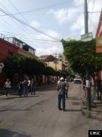 Earthquake: Cuernavaca Mexico,  September 2017