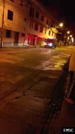 Earthquake: Cajamarca Peru,  May 2019