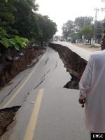Earthquake:  Pakistan,  September 2019