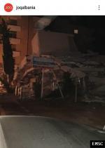 Earthquake: Novoselë Albania,  November 2019