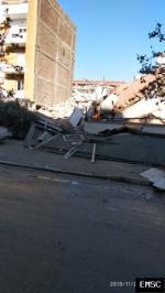 Earthquake: Durres Albania,  November 2019