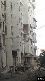 Earthquake: Tirana Albania,  November 2019