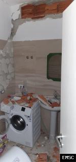 Earthquake: Durrës Albania,  November 2019