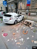 Earthquake: Sisak Croatia,  March 2020