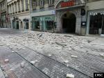 Earthquake: Velika Gorica Croatia,  March 2020