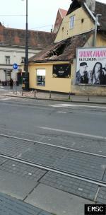 Earthquake: Kravarsko Croatia,  March 2020