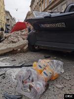Earthquake: Zapresic Croatia,  March 2020