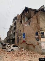 Earthquake: Sunja Croatia,  March 2020