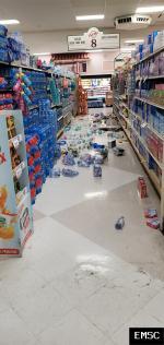 Earthquake: Machuelo Arriba Puerto Rico,  May 2020