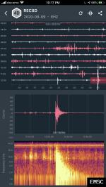 Earthquake: Tokyo Japan,  August 2020